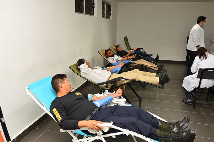 Se Suma Apodaca A Campaña De Donación De Sangre Revista